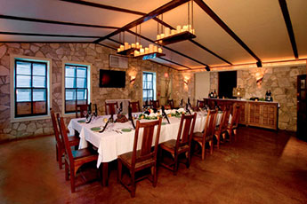 The Candle Room at The Grill at Leon Springs
